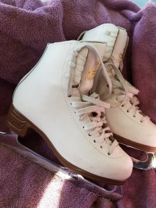 Jackson skates, great condition, size 2, $45