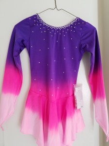 Purple / Hot Pink / Light Pink, new/with tags, size 16 (youth XL/ AXS ?), $20